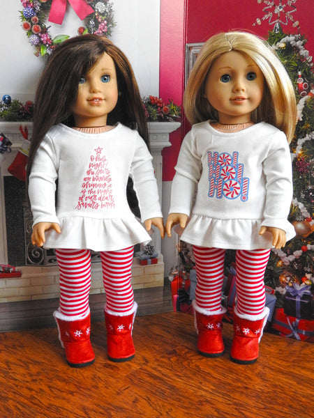 AG Doll Christmas Outfit
