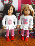 American Girl Doll Christmas Outfit
