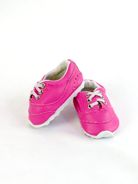 No Tie Sporty Sneakers for American Girl Doll, 18 Inch Dolls