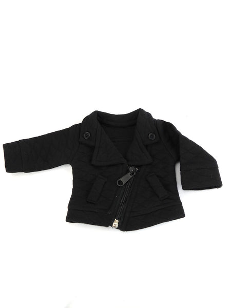 18 Inch Boy Doll Moto Jacket