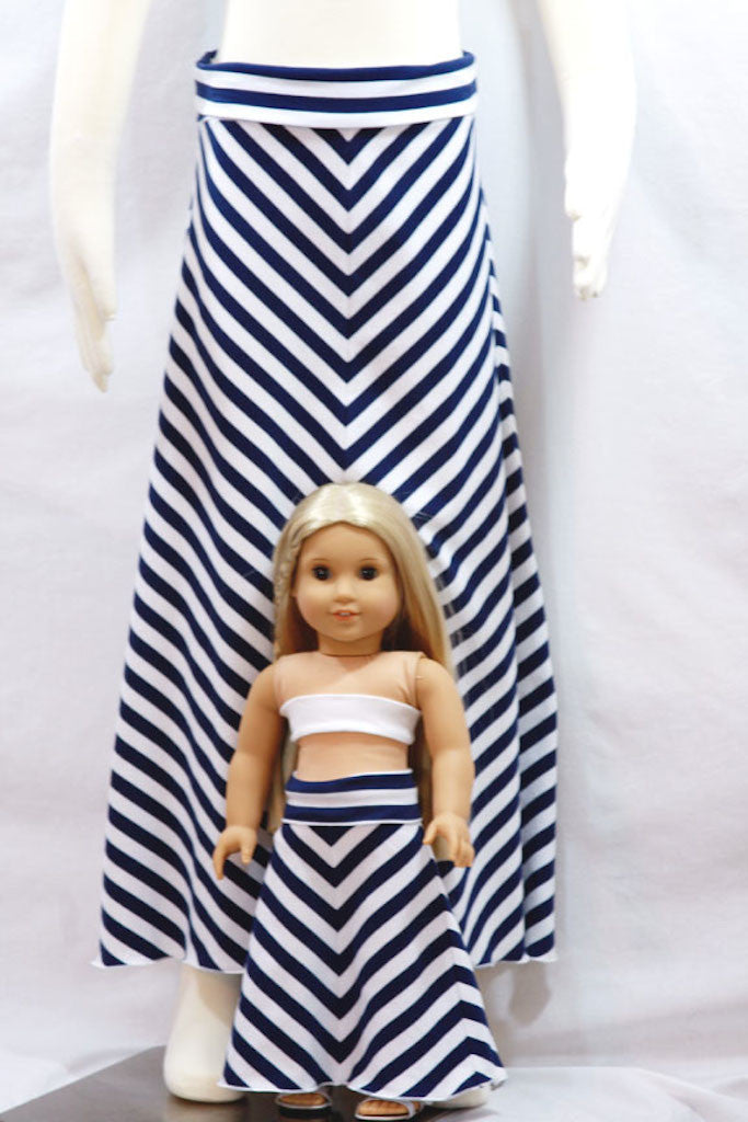 Doll and Me Maxi Skirts