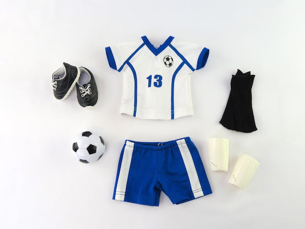 18 Inch Boy Doll Soccer Outfit