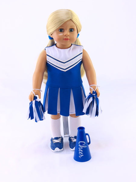 American Girl Doll Cheer Uniform