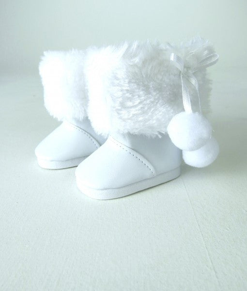 AG Doll Snow Boots with Fur