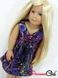 Kidz N Cats Handmade Salina Dress