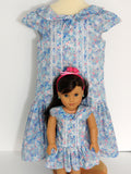 Doll and Me Matching Girl and Doll Dresses