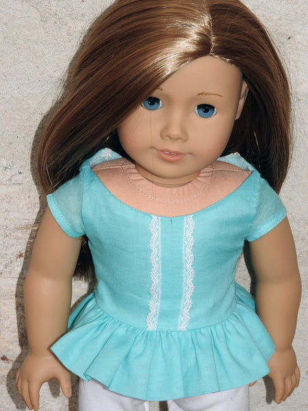 American Girl Doll® Handmade Top
