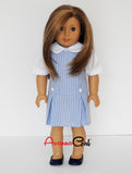 American Girl Doll School Uniform