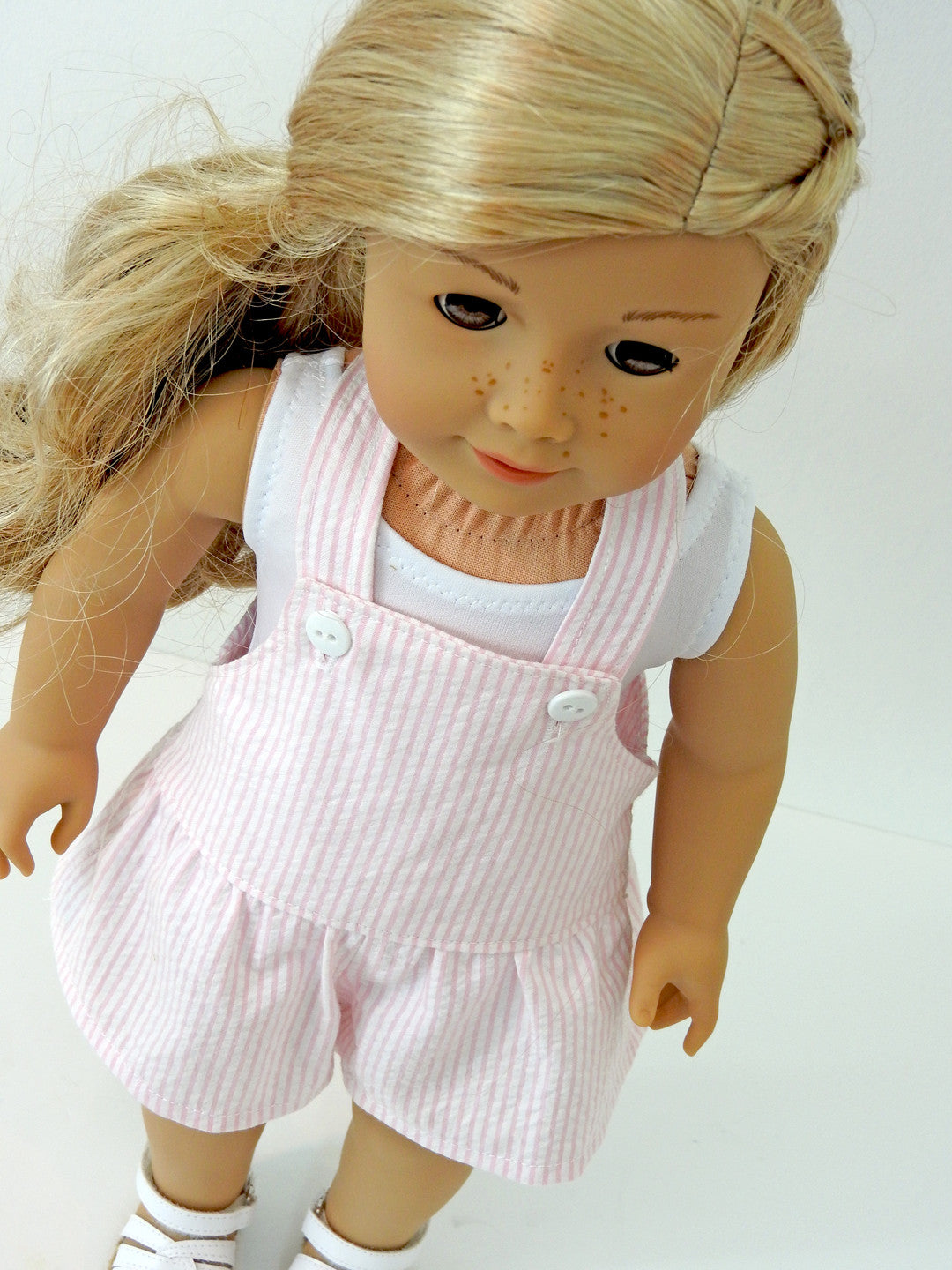 American Girl Doll Handmade Romper and Bodysuit