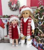 18 Inch Doll Holiday Outfit