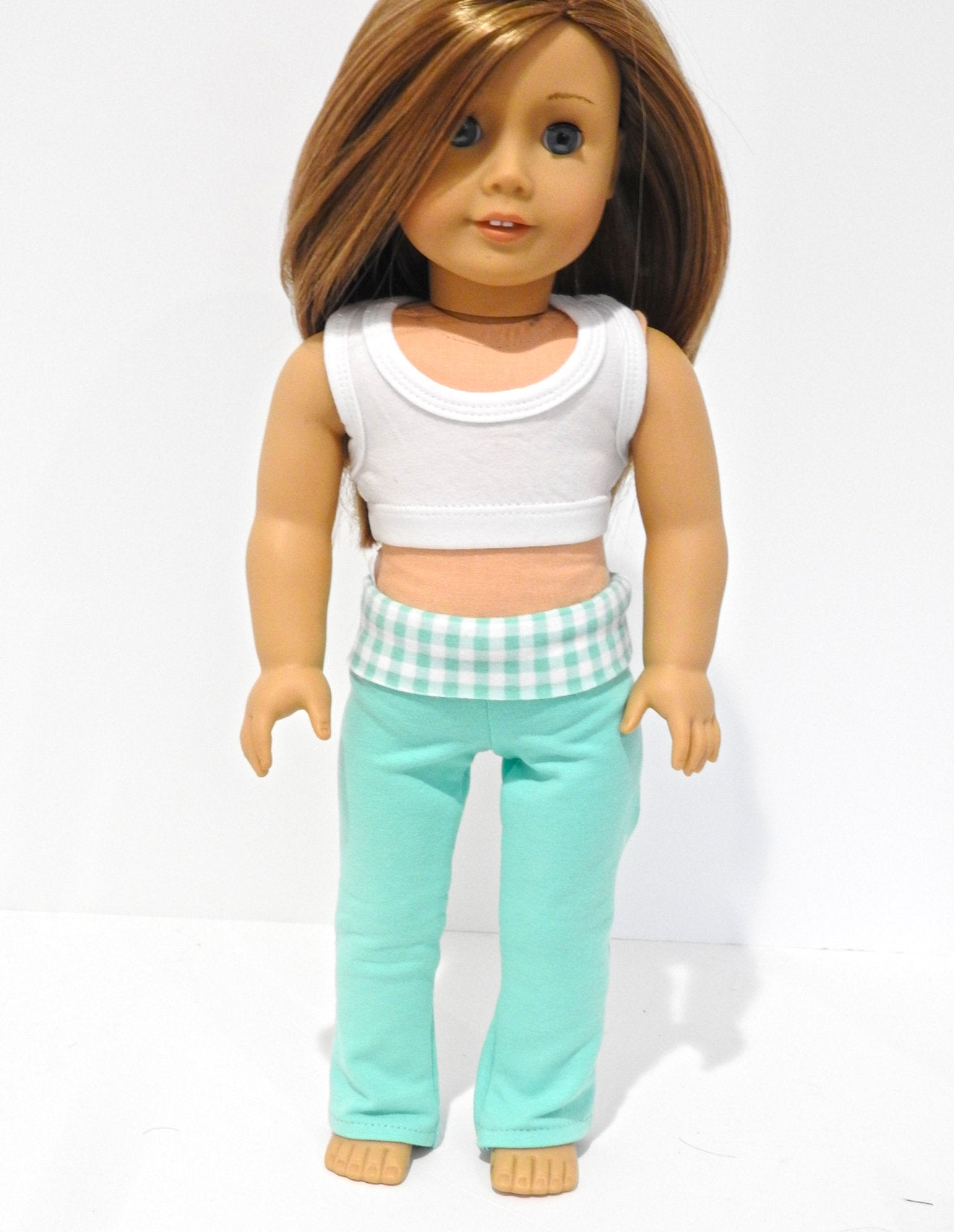 American girl doll yoga pants