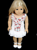 AG Doll Clothes Trendy Handmade Outback Libby Kimberly Tank Dress for 18 Inch Do