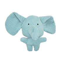 Load image into Gallery viewer, Elephant Squeaky Snuggle