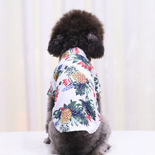 Load image into Gallery viewer, Hawaiian Dog Shirt