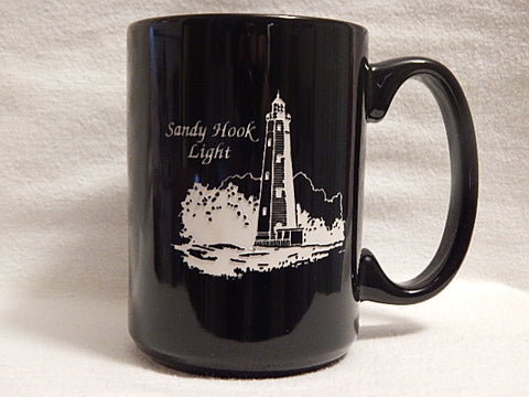 Sandy Hook, NJ Lighthouse Coffee Mug