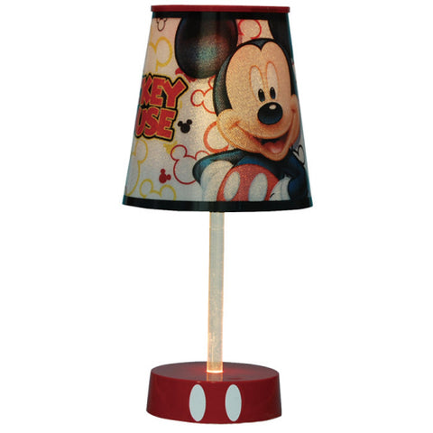 Mickey Mouse Tube Lamp