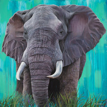 Load image into Gallery viewer, Limited Edition Elephant Art Print