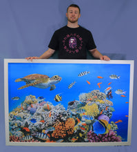 Load image into Gallery viewer, Coral Reef Original Painting