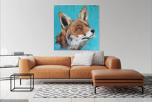 Load image into Gallery viewer, Fox Original Painting
