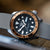 Steel Insert - 007 Dual Time - Polished Rose Gold