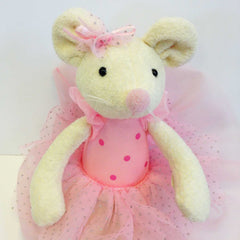 Talking to soft toys and make believe friends helps language development.