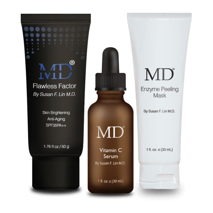 MD Beauty Essentials Bundle - vitamin c serum