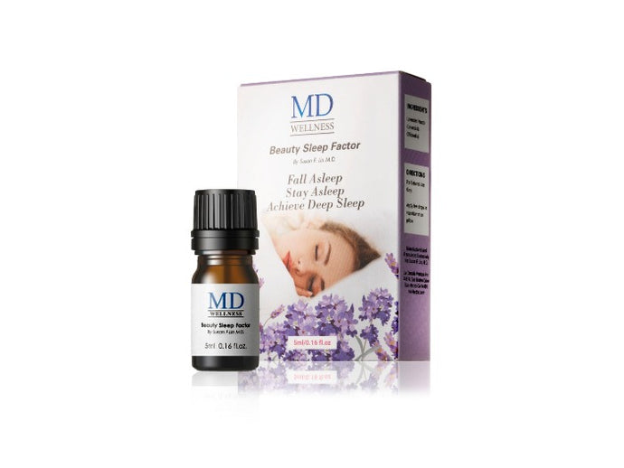 MD beauty Sleep Factor Supplements
