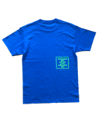 blue 2020 bill up t-shirt