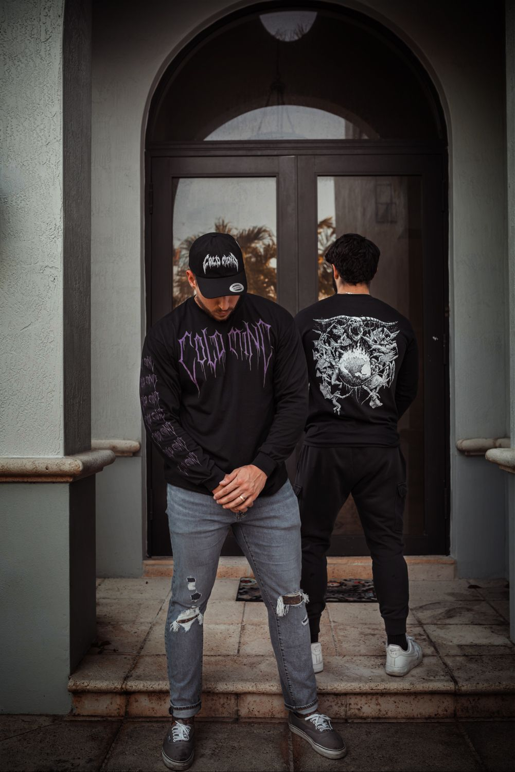 Cold Mind Hell On Earth Long Sleeve