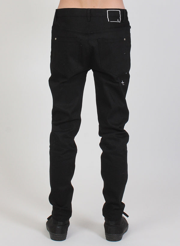 ROCCO JEAN - SMALL PLUS BLACK