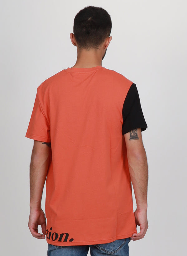 Contrast Aye Tee - Wrapped