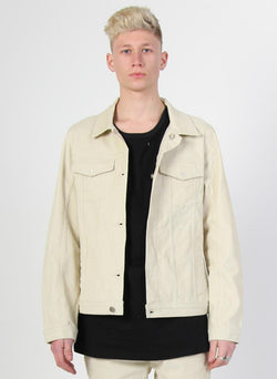 BE FRANK CORD JACKET