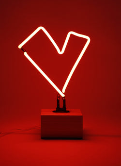 SOMEKIND - NEON 'HEART' WOOD