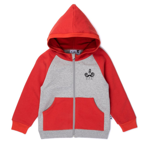 Circus Furry Zip Up