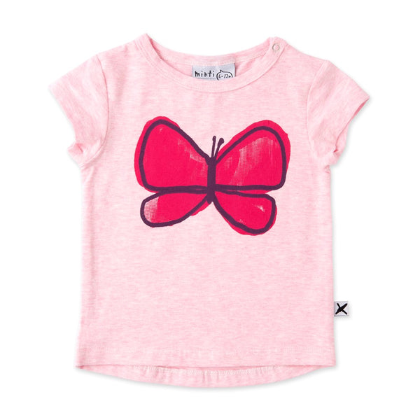 Painted Butterfly Tee