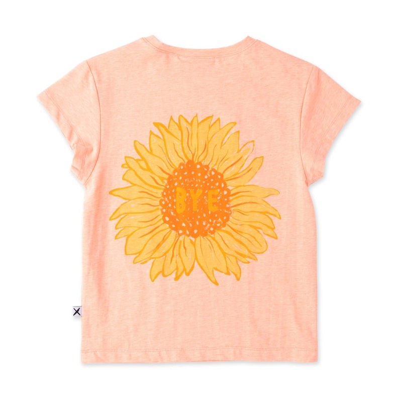 Hi Bye Sunflower Tee