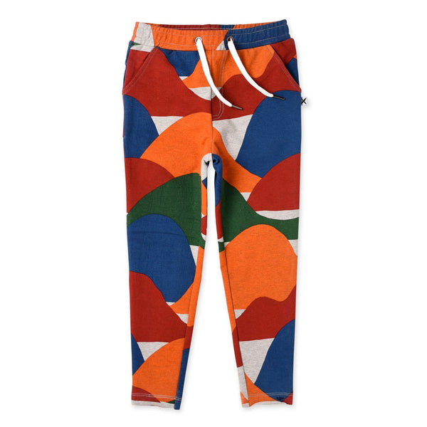 Multi Mountain Furry Trackies
