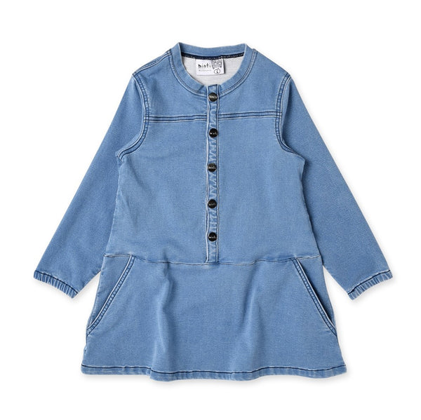Heyday Denim Dress