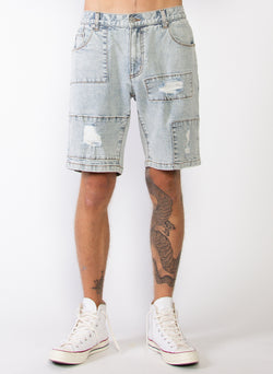 PATCHED PERFECT SHORT