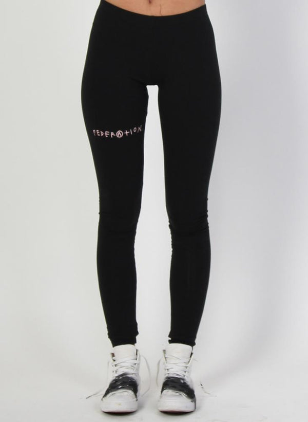 PLAY LEGGING - EMBROID
