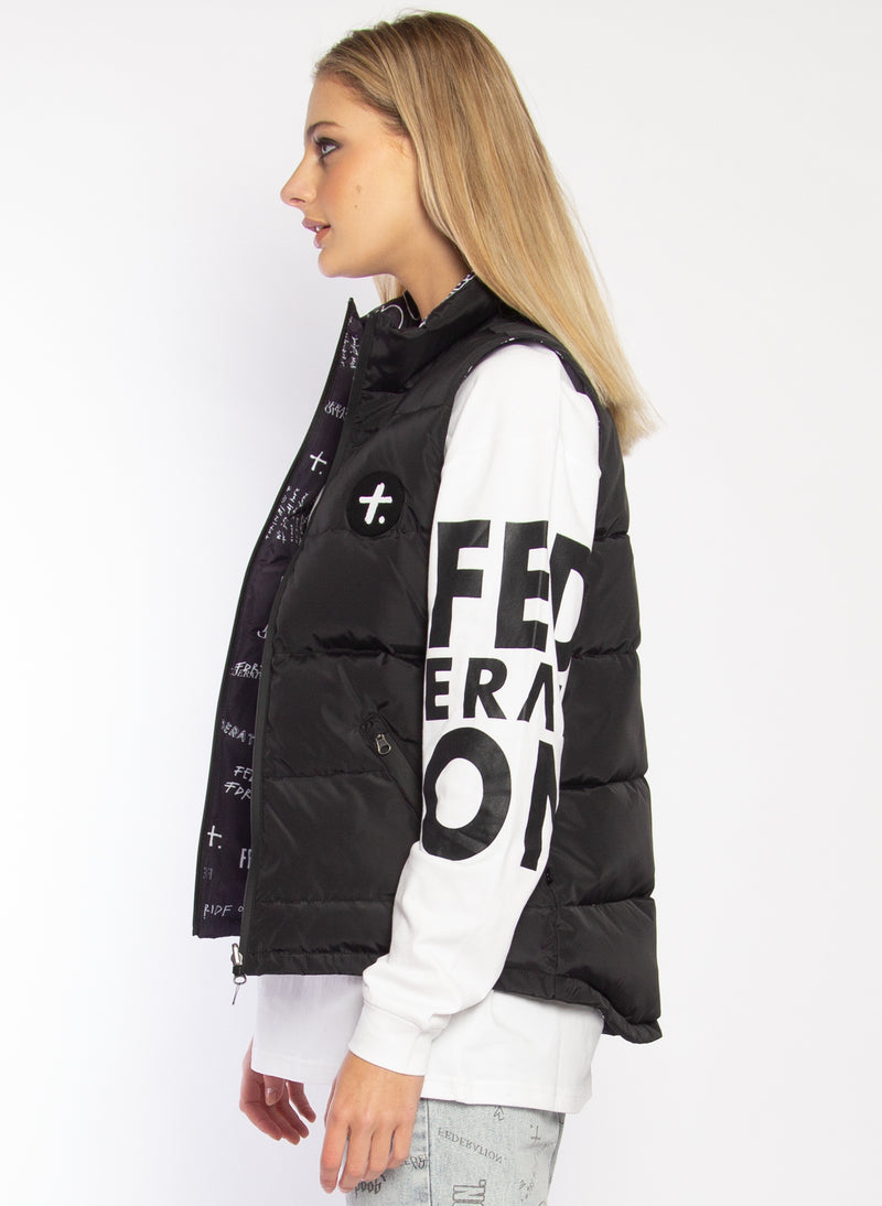 PUFF VEST - COLLECTION