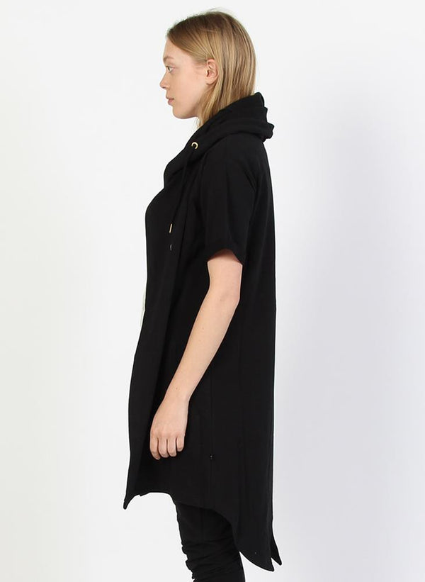 SS KEEPER HOOD - BLACK