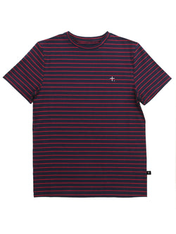STRIPED RAD TEE - PLUS DOT