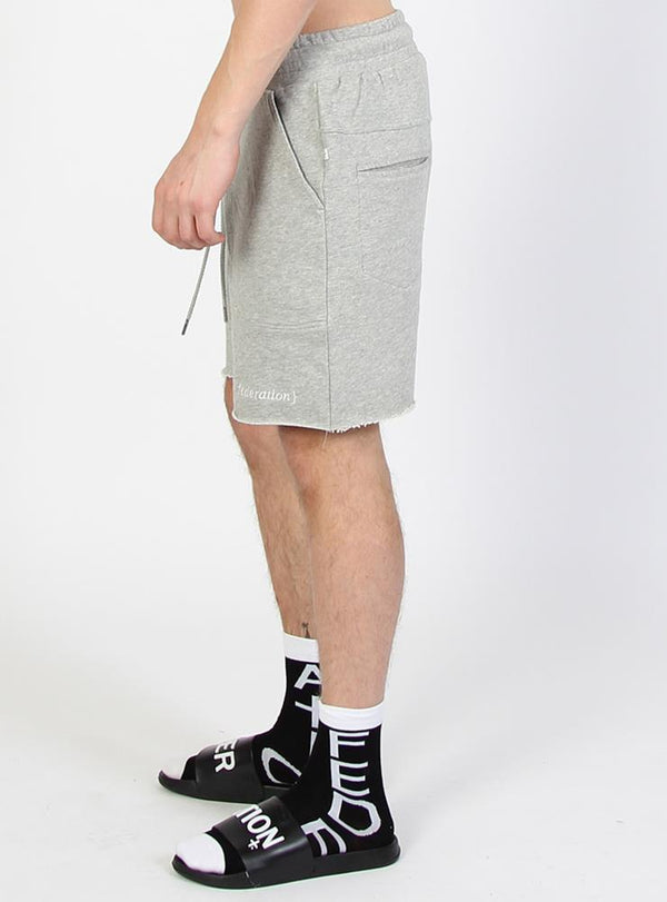 TRAVELLER TRACK SHORT - EMBROID