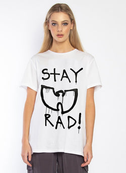 RUSH TEE - STAY RAD