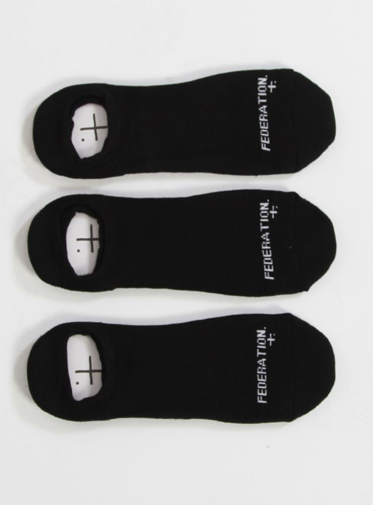 SECRET SOCKS - 3 PACK