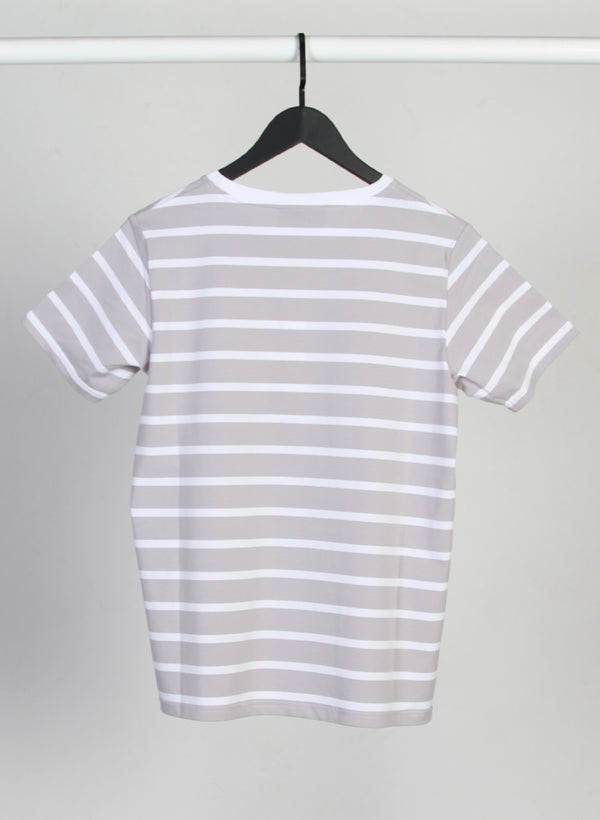 STRIPED ACE TEE - PLUS DOT