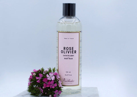 Bastide Rose Olivier Body Wash