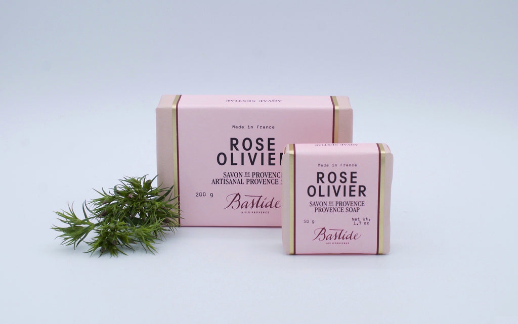 Bastide Rose Olivier Soap
