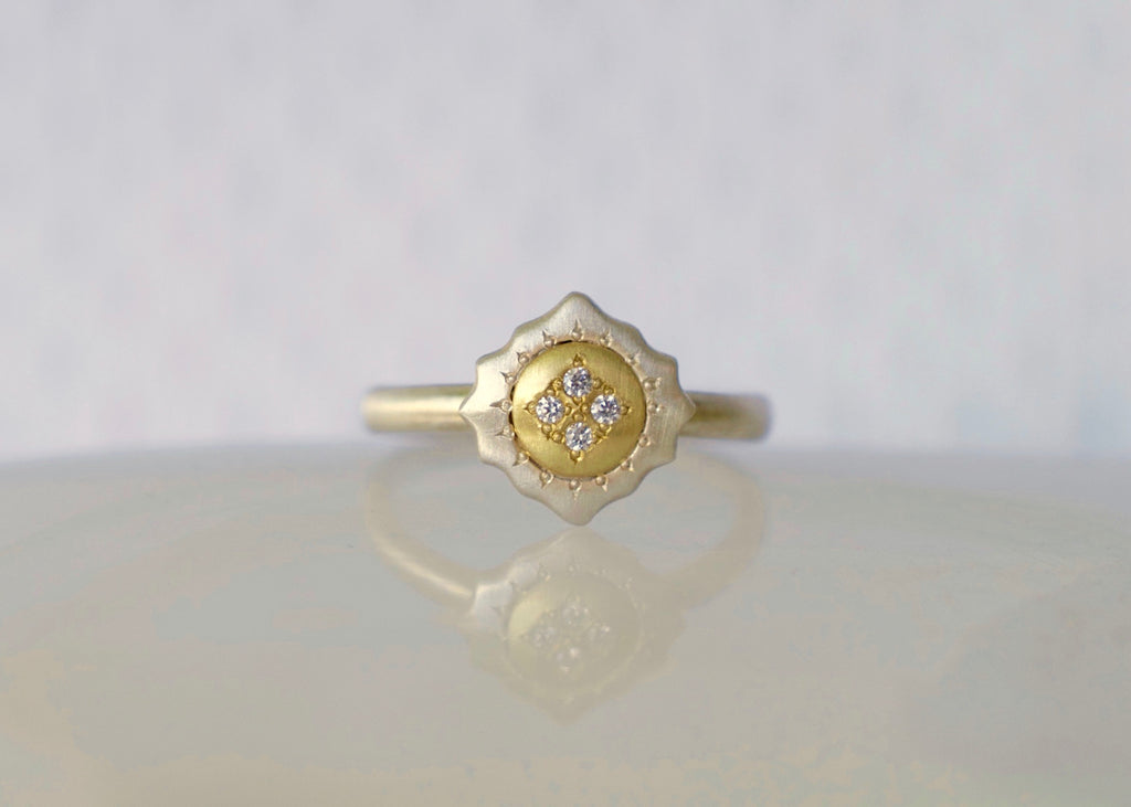 Adel Chefridi East West Ring